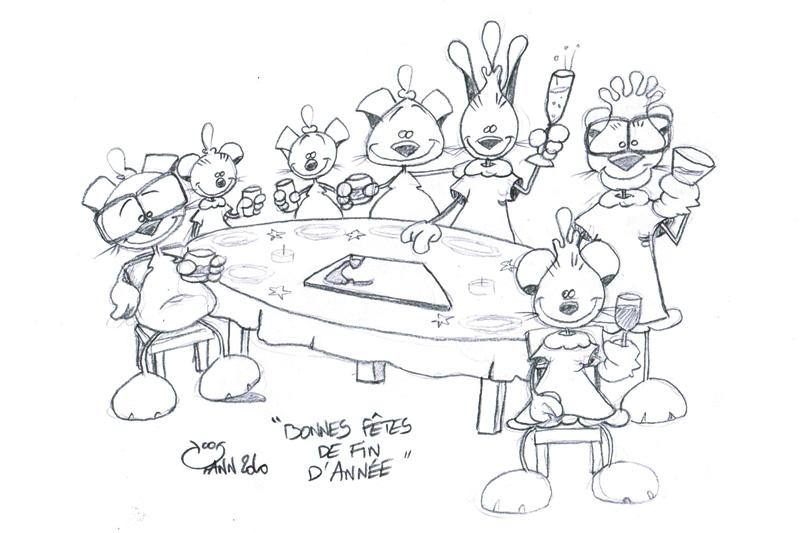 31 d cembre 2010 yannprod - Dessin anime chevalier de la table ronde ...